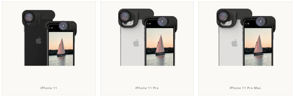iPhone 11 a 11 Pro