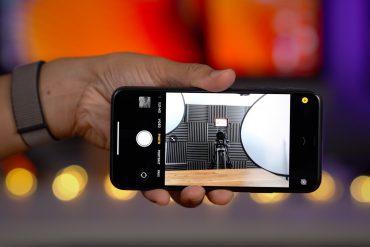 Přední kamera iPhone 11