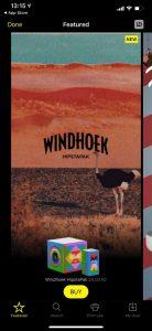 Windhoek HipstaPak